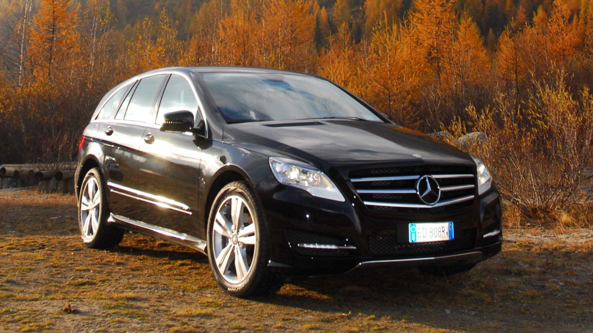 Immagine 6: Mercedes Classe R 2011