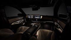 Mercedes Classe S 2014: gli interni - Immagine: 2