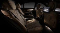 Mercedes Classe S 2014: gli interni - Immagine: 5