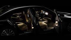 Mercedes Classe S 2014: gli interni - Immagine: 4