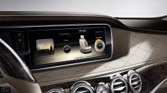 Mercedes Classe S 2014: gli interni - Immagine: 9