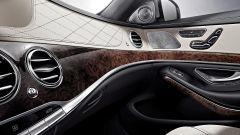 Mercedes Classe S 2014: gli interni - Immagine: 1