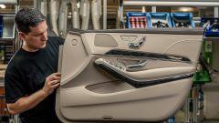 Mercedes Classe S 2014: gli interni - Immagine: 13