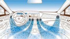 Mercedes Classe S 2014: gli interni - Immagine: 16