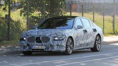 Nuova Mercedes Classe S: dal 2020 ibrida, dal 2022 elettrica - Immagine: 8