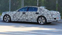 Nuova Mercedes Classe S: dal 2020 ibrida, dal 2022 elettrica - Immagine: 9
