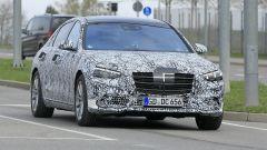 Nuova Mercedes Classe S: dal 2020 ibrida, dal 2022 elettrica - Immagine: 1