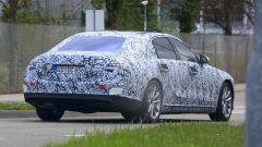 Nuova Mercedes Classe S: dal 2020 ibrida, dal 2022 elettrica - Immagine: 2