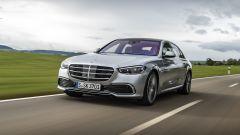 Nuova Mercedes Classe S: il video della prova su strada