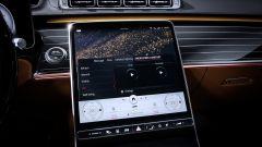 Mercedes Classe S 2021: il display verticale