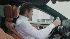 Mercedes Classe S 2021: il posto di guida
