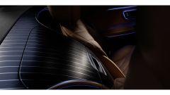 Mercedes Classe S 2021: tra i sedili posteriori