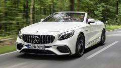 Mercedes Classe S Cabrio e Coupé: arriva il restyling 2018 - Immagine: 3