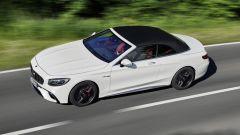 Mercedes Classe S Cabrio e Coupé: arriva il restyling 2018 - Immagine: 9