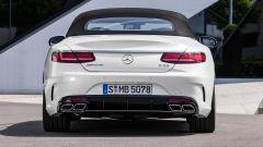 Mercedes Classe S Cabrio e Coupé: arriva il restyling 2018 - Immagine: 18