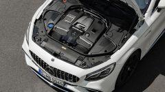 Mercedes Classe S Cabrio e Coupé: arriva il restyling 2018 - Immagine: 7