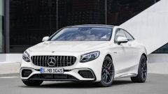Mercedes Classe S Cabrio e Coupé: arriva il restyling 2018 - Immagine: 25