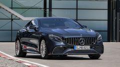 Mercedes Classe S Cabrio e Coupé: arriva il restyling 2018 - Immagine: 27