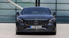 Mercedes Classe S Cabrio e Coupé: arriva il restyling 2018 - Immagine: 28