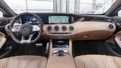 Mercedes Classe S Cabrio e Coupé: arriva il restyling 2018 - Immagine: 5