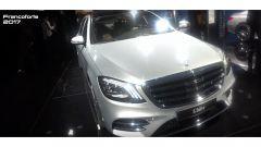 Mercedes Classe S Cabrio e Coupé: arriva il restyling 2018 - Immagine: 1