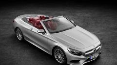 Mercedes Classe S Cabriolet - Immagine: 14