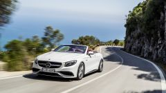 Mercedes Classe S Cabriolet - Immagine: 17