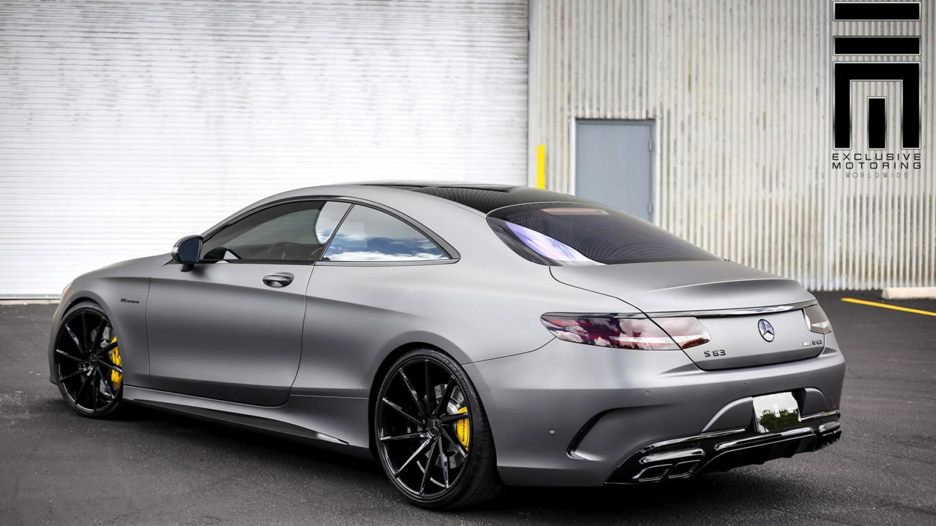 tuning  mercedes s coup u00e9 by exclusive motoring