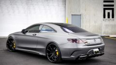 Mercedes S Coupé by Exclusive Motoring - Immagine: 1