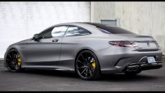 Mercedes S Coupé by Exclusive Motoring - Immagine: 3