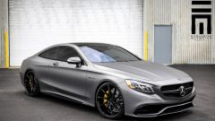 Mercedes S Coupé by Exclusive Motoring - Immagine: 2