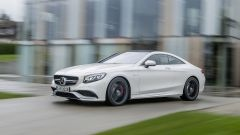 Mercedes S Coupé 63 AMG - Immagine: 5