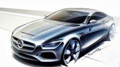 Mercedes Classe S elettrica: nel 2022 l'EQ S anti Tesla Model S?