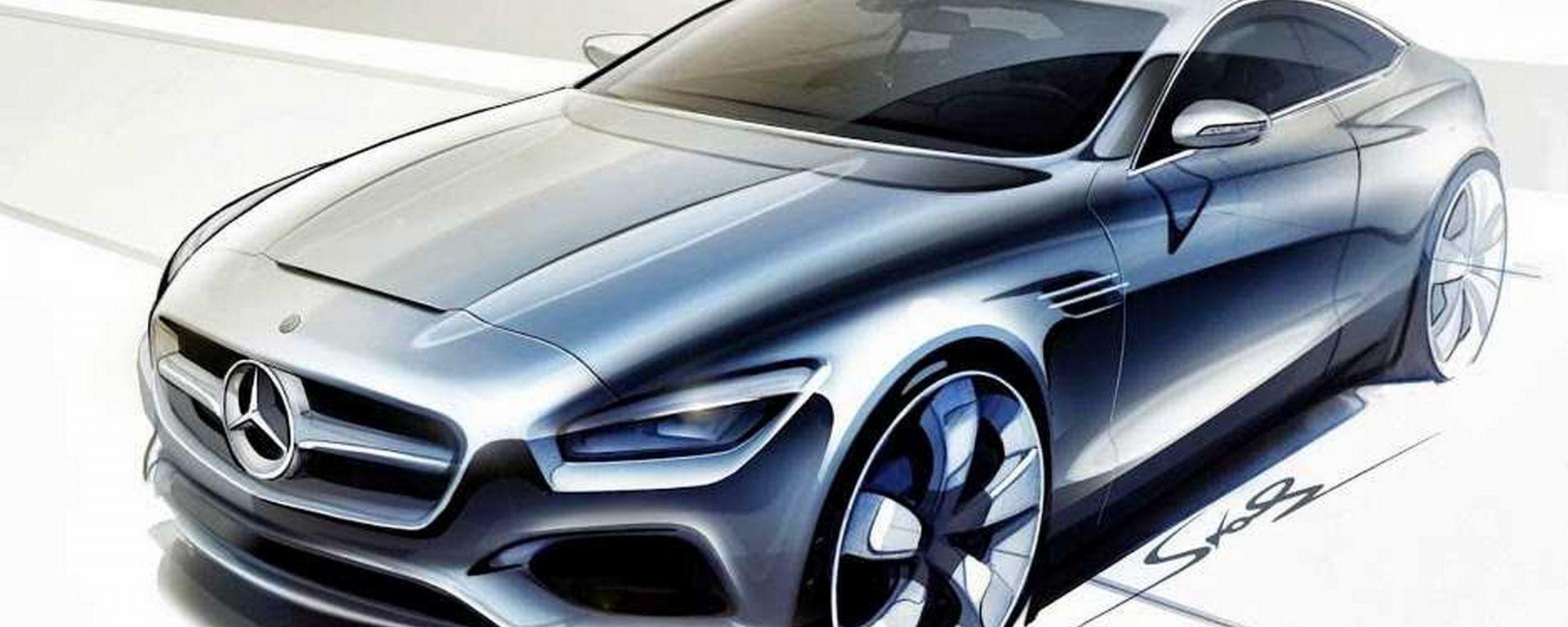Mercedes Classe S: in arrivo l'elettrica anti-Tesla Model S?