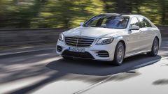 Nuova Mercedes S 560 e, in vendita la Classe S Plug-in Hybrid. Prezzi