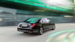 Mercedes Classe S restyling, la versione Maybach