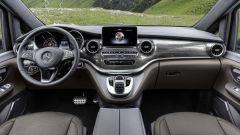 Mercedes Classe V 2019: gli interni