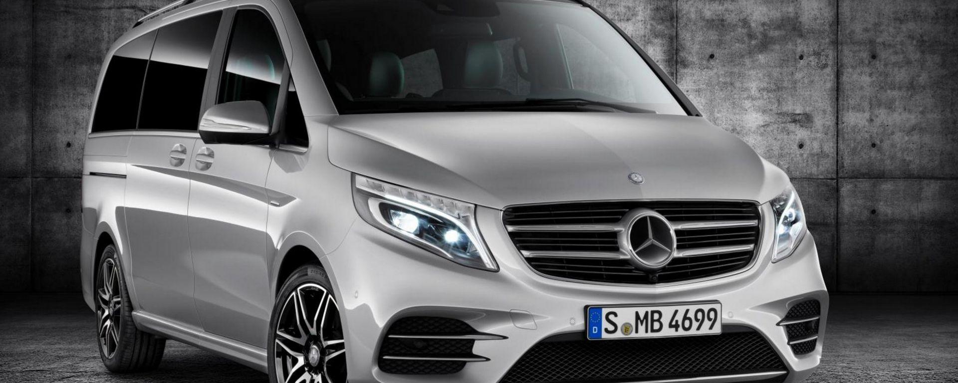 Mercedes  Classe V AMG Line