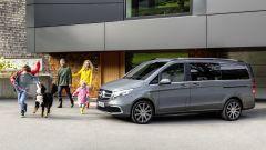 Nuova Mercedes Classe V, restyling tutto qualità e sicurezza - Immagine: 4