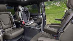 Nuova Mercedes Classe V, restyling tutto qualità e sicurezza - Immagine: 7
