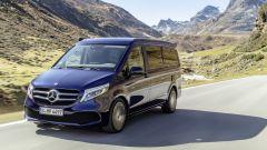 Nuova Mercedes Classe V, restyling tutto qualità e sicurezza - Immagine: 8