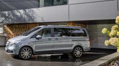 Nuova Mercedes Classe V, restyling tutto qualità e sicurezza - Immagine: 9