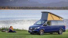 Nuova Mercedes Classe V, restyling tutto qualità e sicurezza - Immagine: 10