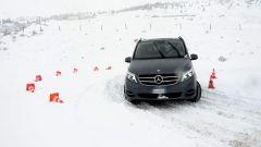 Mercedes Classe V: vista frontale