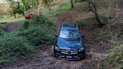 Mercedes Classe X abbiamo testato il nuovo motore su un tratto off road