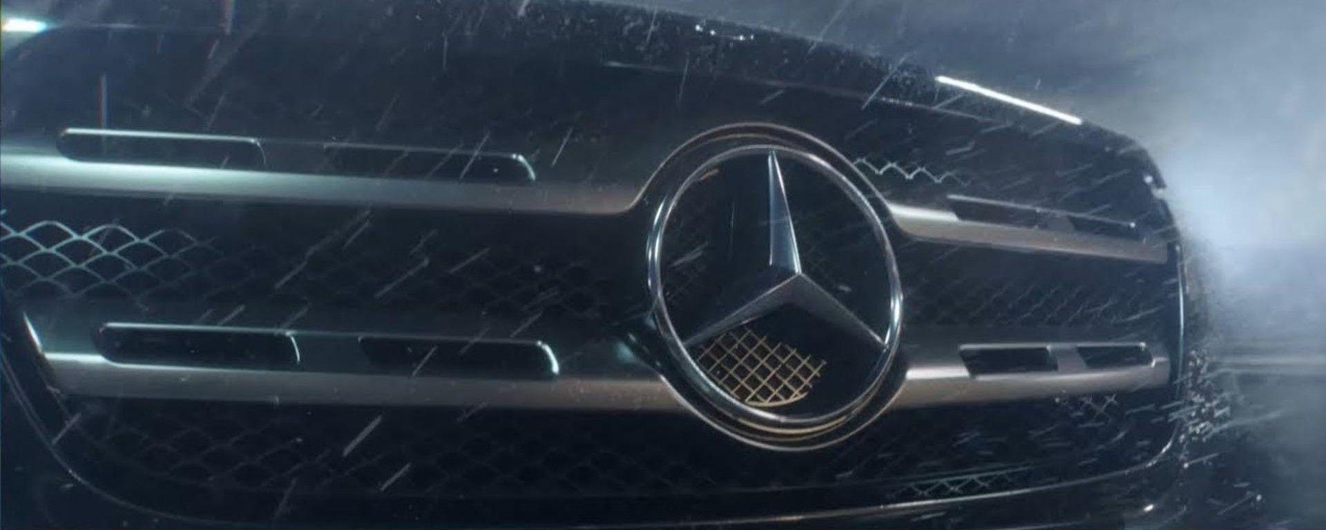 Mercedes Classe X pickup