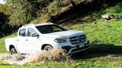 Mercedes Classe X: alla prova il motore V6 350 diesel 4Matic - Immagine: 1