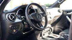 Mercedes Classe X V6 350 d 4Matic - gli interni
