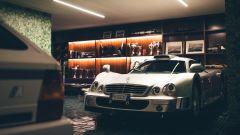 Mercedes CLK GTR: dal video del volo a Le Mans ad oggi - Immagine: 2