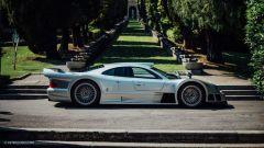Mercedes CLK GTR: dal video del volo a Le Mans ad oggi - Immagine: 8